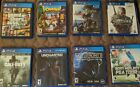 Kyпить Empty Replacement PS4 Game Cases - Sony PlayStation 4 (NO GAMES INCLUDED) *READ* на еВаy.соm