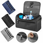 Men Women Travel Wash Bag Toiletry Organizer Pouch Shaving Cosmetic MakeUp Case