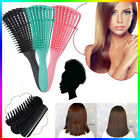 Tool Styling Hair Comb Brush Hair Washing Cleaning Grooming ABS Scalp Massager