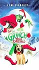 How the Grinch Stole Christmas VHS, 2001, Slipsleeve BRAND NEW