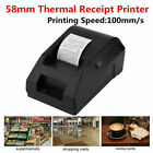 58mm USB Port ESC/POS Receipt Ticket Barcode Thermal Printer For iOS Android LJ