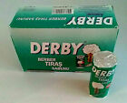 Genuine Derby Traditional Turkish Shaving Soap Sticks Moisturising Lather Cream