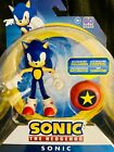 "🔥*NEW ADDED* 2020 SONIC The HEDGEHOG Bendable Action Figures WAVE 2 3 SEGA 4"" For Sale"