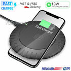 Dual Wireless Charger Fast Charging Pad For Samsung S9 S8 S20 S10 Plus Note 10 9