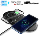 Qi Wireless Charger Fast Charging Pad For iphone 11 Pro Max 8 Plus XR X Xs Max