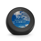 Echo Spot Smart Alarm Clock - Black / White - Wi Fi - 2.5IN