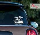 Lake Mead Adult Boaters Vinyl Decal Sticker
