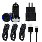 For Samsung Galaxy S10 S10 5G A71 Active Fast Home Phone Car Wall Charger Cable