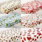 Disposabletablecloth Decorations Disposable Tablecloth Christmas Home Table