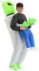 Hsctek Inflatable Carrying Me Costume for or Kids