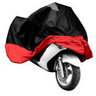 2PCS 180T Motorbike Motorcycle Waterproof Cover Protector Scooter Street Outdoor