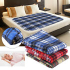 Adult Infant Diaper Nappy Urine Mat Kids Waterproof Bedding Changing Pad JS