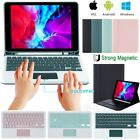 """Case Stand Cover with Touchpad Bluetooth Keyboard For 10.2"""" iPad 8th Gen 2020"""