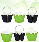 insects bug magnifying glass Birthday Party Wrap Cupcake Cases Cake Wrappers