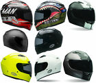 Bell Adult Qualifier DLX Motorcycle Full Face Helmet DOT