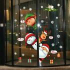 Christmas Wall Stickers Wall Window Glass Home Decoration Sticker Decal I5o4