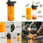 Grayl Geopress 24 Oz Water Purifier For Global Travel, Backpacking, Hiking, And