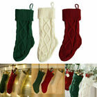 Christmas+Stocking+Knit+Sock+Floral+Candy+Gift+Bag+Xmas+Tree+Hanging+Decorations