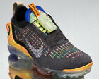 Nike Air VaporMax 2020 Flyknit Women's Grey Multi-Color White Lifestyle Sneakers