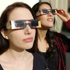 Solar Eclipse Glasses Paper Frame Protect Your Eyes From Solar Hotsale Q1p4