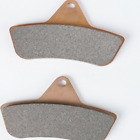 Fits 1999 Bmw R1100r Se Sintered Metal Brake Pads