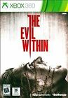 Evil Within (Microsoft Xbox 360, 2014) Complete