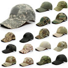 Mens Baseball Hats Tactical Camo Military Army Special Forces Airsoft Cap Winter
