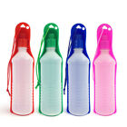 Puppy Cat Outdoor Travel Cup Drinking Bowl Pet Dog Water Bottle Water Dispenser