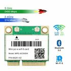 PCIE WiFi 6MPE AX3000H Adapter 2974Mbps Bluetooth 5 Gigabit Ethernet Device Lot