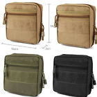Men Molle Military Bag Belt Waist Pack Fanny Magazine Pouch Tactical Package US