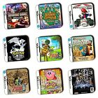 'Nintendo Ds Wooden Coasters (not Games) Games - Box Art - Coasters - 4 For 3