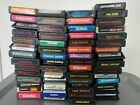 Atari 2600 games * Tested and Working * Free Shipping *