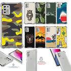 For [Moto G Stylus (2021 ONLY)][TRANSPARENT CASE][CLEAR FLEX COVER SET5]