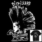 The Distillers T-Shirt Vintage Style Punk Rock Band Size S-6XL image