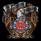 Firefighters Eagle T-Shirt All Sizes And Colors