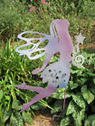 Fairy Garden Stake / Garden Decor /Garden Art / Faerie / Faery / Pixies /Fairies