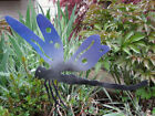 Dragonfly Garden Stake / Garden Decor / Yard Art / Dragonfly / Metal / Insects