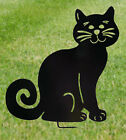Cat Garden Stake, Garden Decor, Garden Art, Pet Memorial, Yard Lawn Ornament