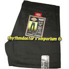 Dickies Girl AL874G Original Low Rider Mid Rise Straight Leg Pant Black
