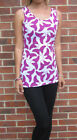 Fashion Long Length Vest Top  Sizes 8/10 12 14 16