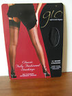 GIO FULLY FASHIONED STOCKINGS POINT HEEL PERFECTS