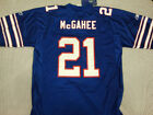 MCGAHEE #21 BUFFALO BILLS RETRO NFL REPLICA REEBOK JERSEY FREE SHIPPING on eBay