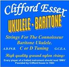 UKULELE STRINGS. BARITONE UKULELE. ALL GAUGES. HIGH QUALITY TONE TESTED STRINGS.