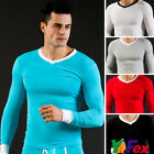 Super Comfy~ Winter Mens Thermal Warmer Strench underwear Tops SZ:S/M/L *1pcs