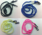 Sunglasses / Reading Glasses Cord Pack of 2 mixed Color