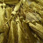 Gold# 12cm Tassels Craft Sewing Curtains Trimming Embellishment T22
