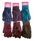New Ladies Womens Luxury Feather Feel Gloves Soft And Stretchy Winter Warm BNWT
