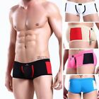 2012~Sexy Men Mens Man Underwear Boxer Brief Briefs 3Size,small breathe holes PJ