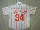 ROY HALLADAY #34 PHILADELPHIA PHILLIES TODDLER OR CHILD (4-7) SIZE MLB JERSEY