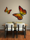 Butterfly Wall Art x 2 Per Pack (Various Sizes)
